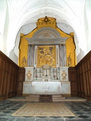 Collégiale Saint-Ermel