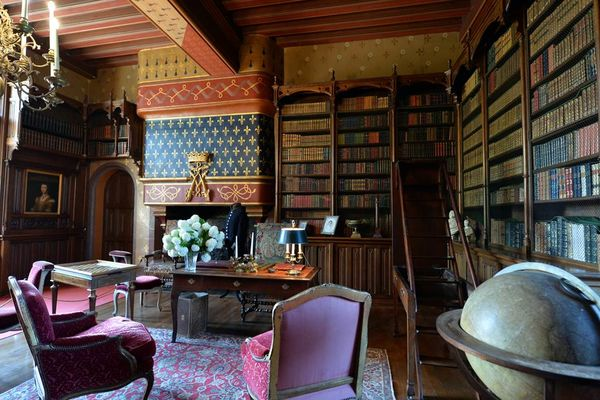 Château et parc de Josselin - Morbihan Bretagne Sud 5