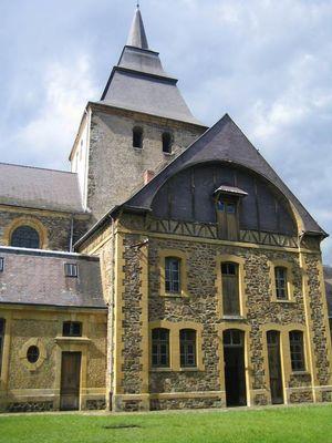 Abbaye de Laval-Dieu