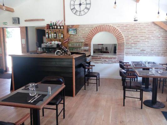 Chez Gabriel Resto Guinguette Lacourt Saint Pierre