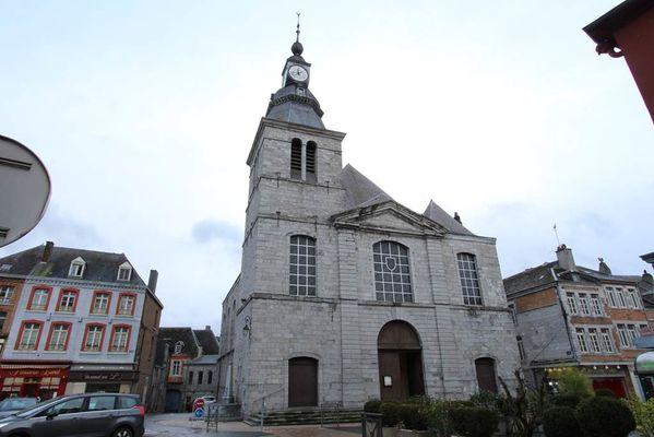 Eglise Saint-Hilaire