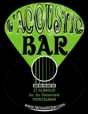 Logo L'Acoustic Bar