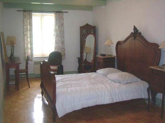 Chambre 1 - Gîte - PHILBICHE Augusta - L' Aulnoise - MS140