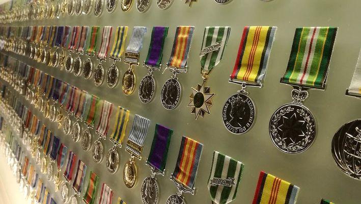 Les Médaillés militaires