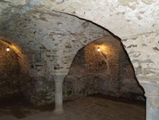 Crypte de la Collégiale de Vireux-Molhain