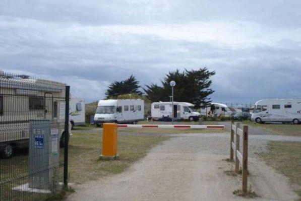 Aire d'accueil camping-car d'ETEL-Morbihan-Bretagne Sud