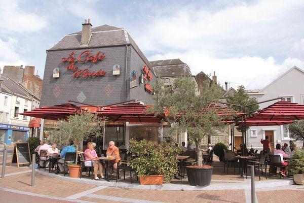 Restaurant café du musée