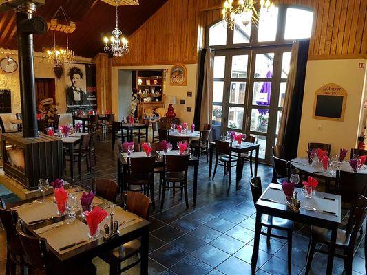 "Restaurant ""Le Garage"""