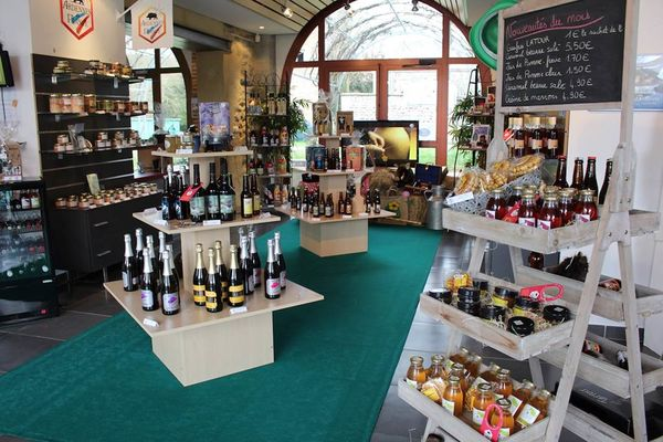 Boutique val d'Ardenne Tourisme