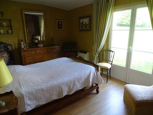 Chambres d'Hôtes n°9948 - Chambre Jaune