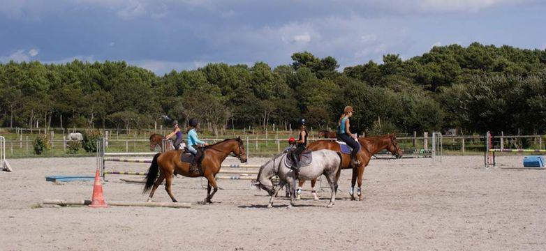 Erdeven Equitation Morbihan Sud