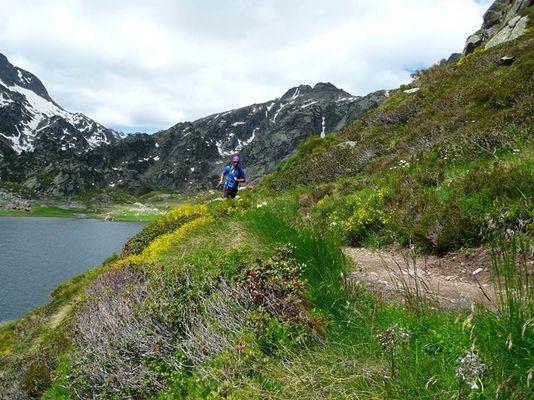 Trail permanent Pérics