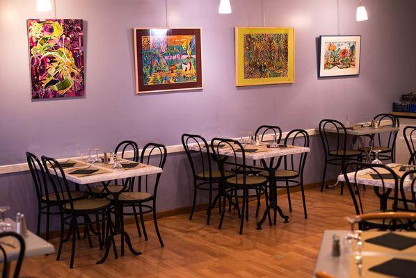 Restaurant L'Art du Temps