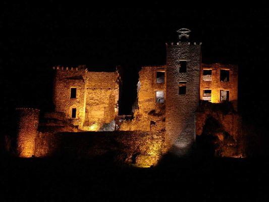 Lou Viel Castel de nuit