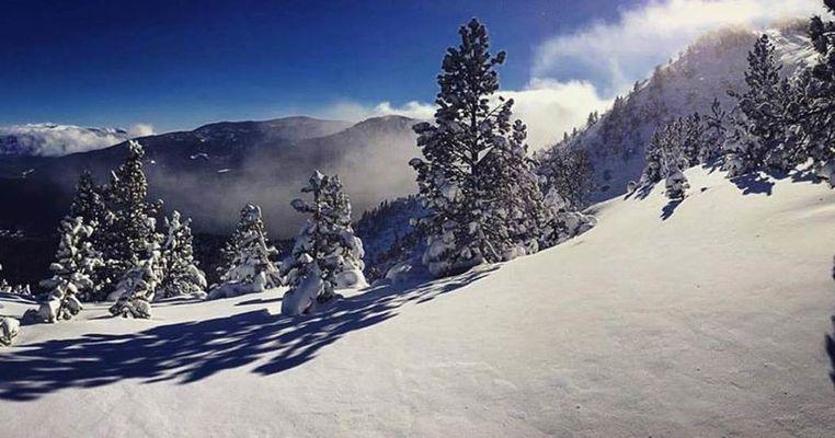 Station de ski de mijanes donezan sports de glisse mijan s office de tourisme des pyr n es - Office du tourisme pyrenees orientales ...