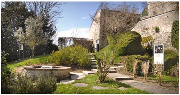 Jardin du Pélerin