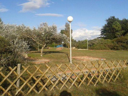 Squash et mini golf-Erdeven-Morbihan Bretagne Sud