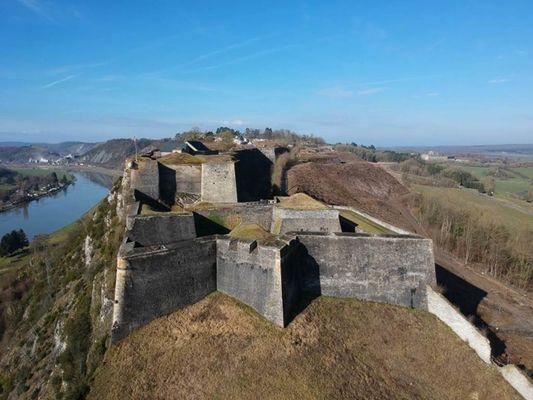 Charlemont-Citadelle de Givet