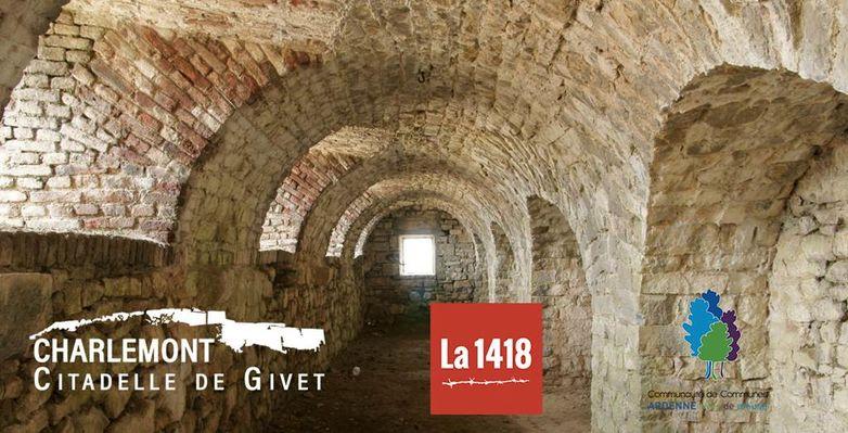 la 1418 - Charlemont