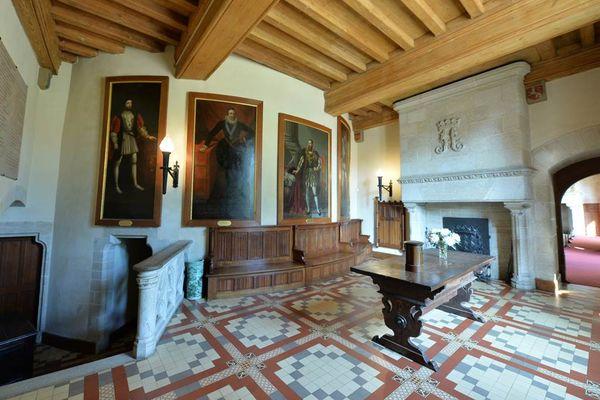 Château et parc de Josselin - Morbihan Bretagne Sud 8