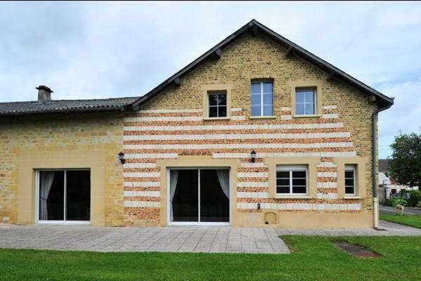Gite La Cure, maison spacieuse pour 2 à 10 pers. à moins d'1h de Reims, Charleville-M. et Sedan - Savigny-sur-Aisne - Ardennes