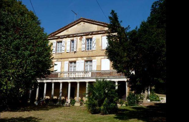 Chambres d'hôtes Mme VASSAL - Domaine du Faget Montauban Tarn-et-Garonne