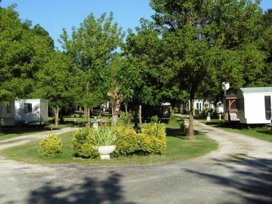 Camping Montaigu Plage - Montaigu-de-Quercy - Tourisme Tarn-et-Garonne