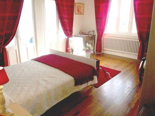"""Clévacances - Chambre d'hôtes 56CH0225 - """"Chambre d'hôtes spacieuse, au calme, proche Ria d'Etel"""" - Plouhinec - Morbihan Bretagne Sud"""