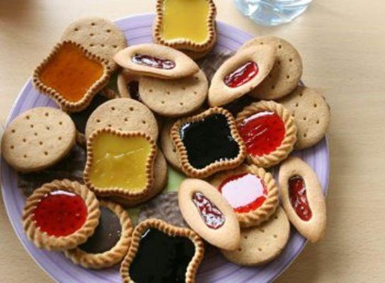 Les biscuits Poult