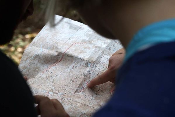 Parcours d'Orientation au Domaine des Ayvelles