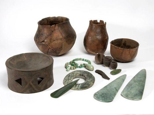 musee de prehistoire-carnac-Morbihan Bretagne sud