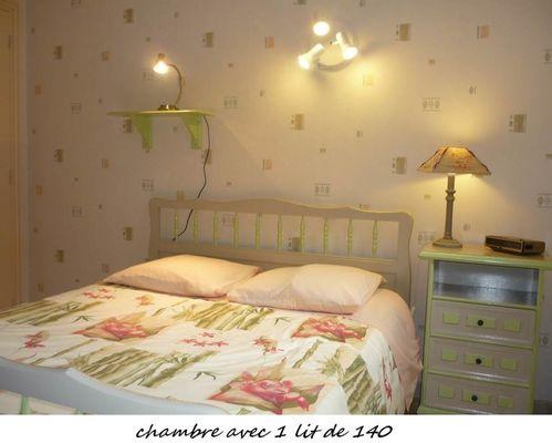 chambre lit 2 personnes