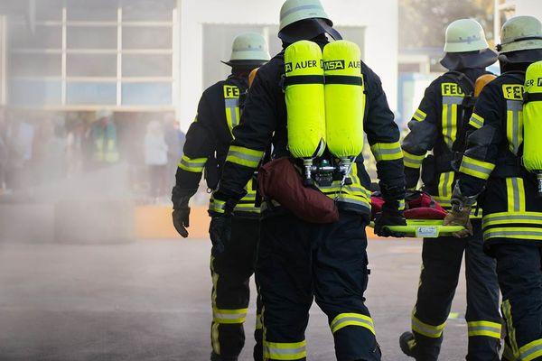 Sapeurs pompiers de Vireux-Molhain