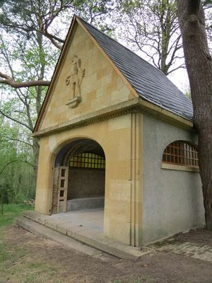 Chapelle allemande - Falaise