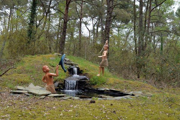parc de prehistoire de bretagne - malansac - morbihan bretagne sud-07