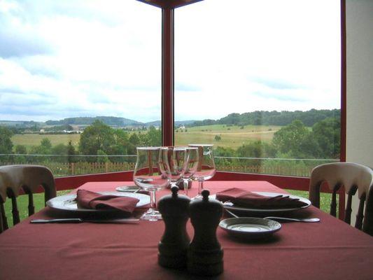 """Restaurant """"La Ferme de Monthimont"""""""