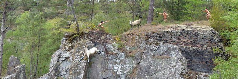 parc de prehistoire de bretagne - malansac - morbihan bretagne sud-06