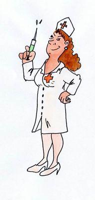 Infirmière Lallement Bernadette