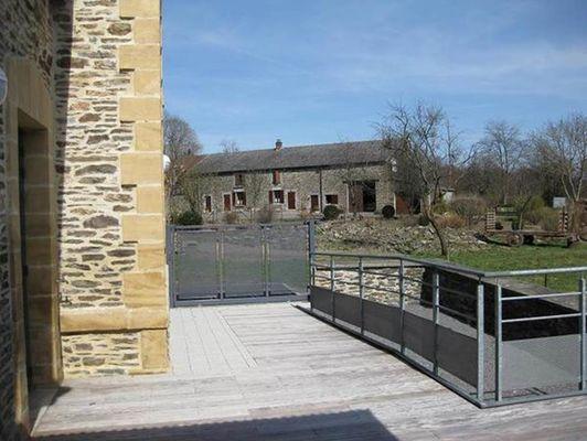 """Gite de Groupe """"Naturoé"""", Maison entièrement rénovée, au coeur de la vallée de la Semoy - Les Hautes-Rivières - Ardennes"""
