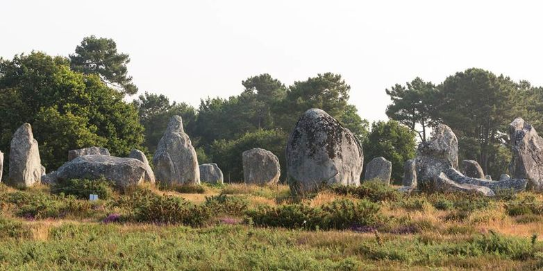 Alignements-Carnac-Kermario-Morbihan-Bretagne-Sud