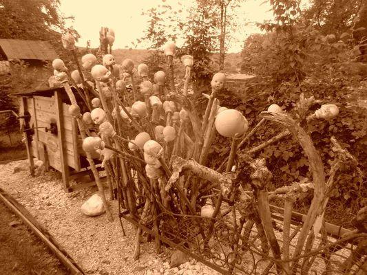 Jardin d'omont