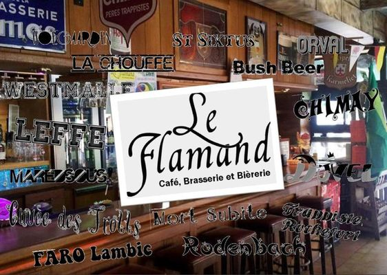 Le Flamand logo