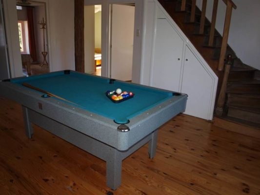 BILLARD - Gîte - VISSER Peter - MS133