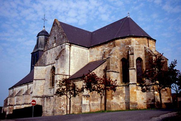 Eglise de Launois-sur-Vence