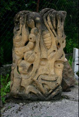 Gérald Finot - sculpture