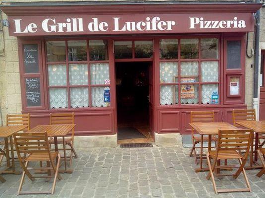 """Restaurant """"Le Grill de Lucifer"""""""