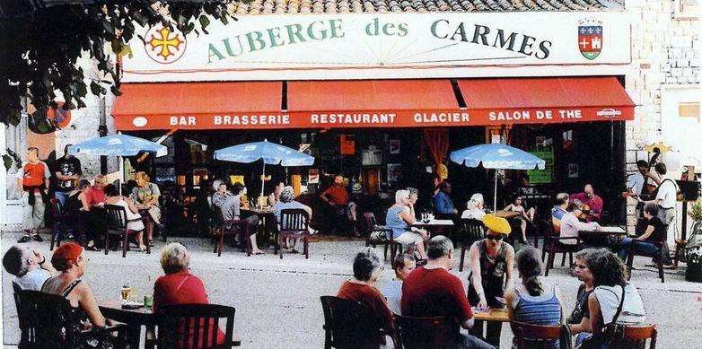 Restaurant l'Auberge des Carmes