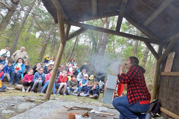 parc de prehistoire de bretagne - malansac - morbihan bretagne sud-08