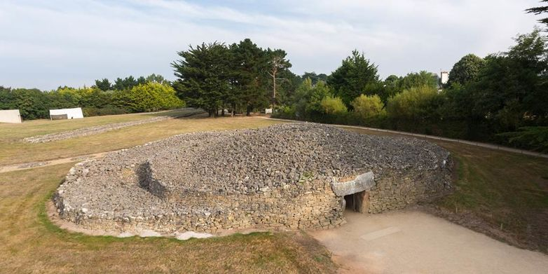 Site-Mégalithes-Locmariaquer-Morbihan-Bretagne-Sud