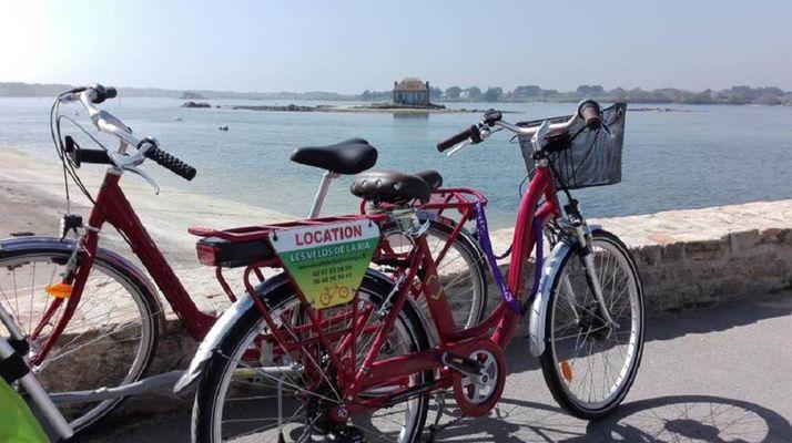Location Les Vélos de la Ria Morbihan Sud Erdeven